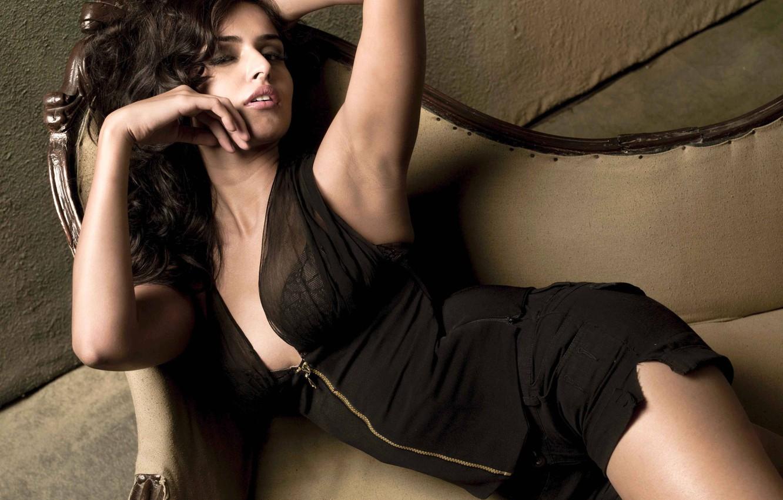 Фото обои девушка, актриса, красавица, girl, sexy, beautiful, model, pretty, beauty, brunette, pose, cute, indian, actress, индийский, …
