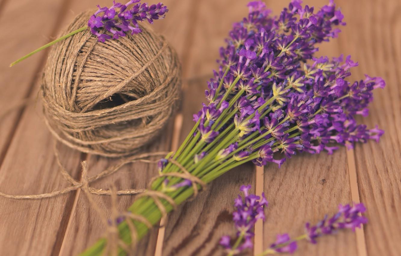 Фото обои фиолетовый, цветы, клубок, фон, widescreen, обои, настроения, wallpaper, цветочки, нитки, flower, широкоформатные, background, лаванда, полноэкранные, …