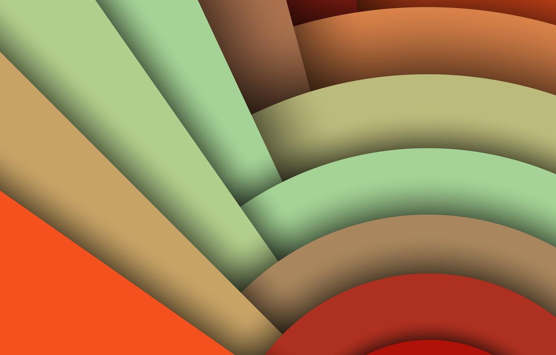 Обои lines, circles, lollipop, design, blue, abstraction, 5.0. Абстракции foto 13