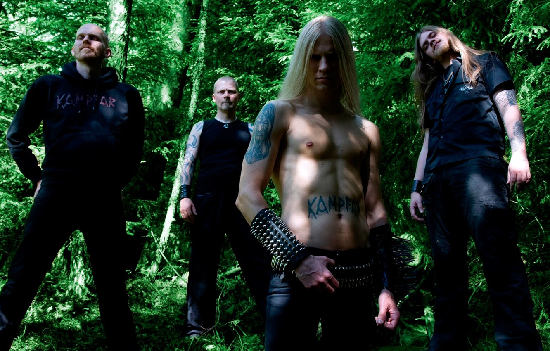 Фото обои Norway, Pagan/Black Metal, Kampfar