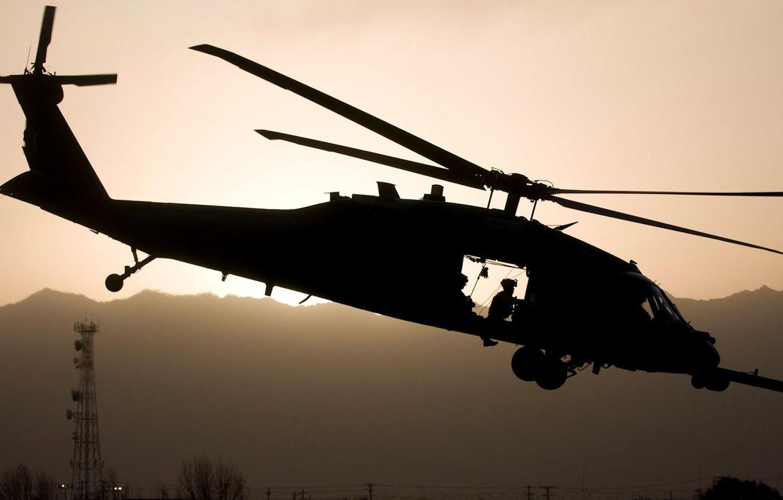 Обои pave hawk, маска, helicopter, air force, солдат, hh-60g. Авиация foto 8