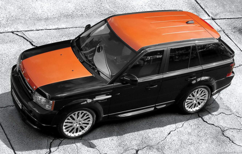 Фото обои Range Rover Sport
