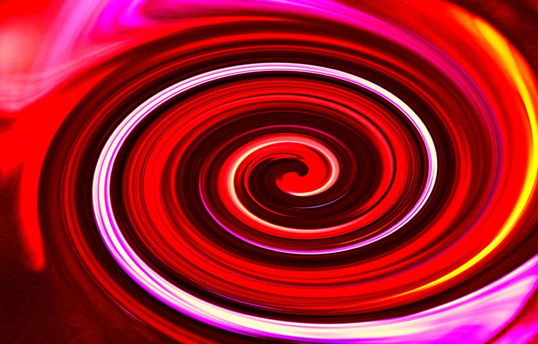 Обои краски, спираль, узор. Абстракции foto 6