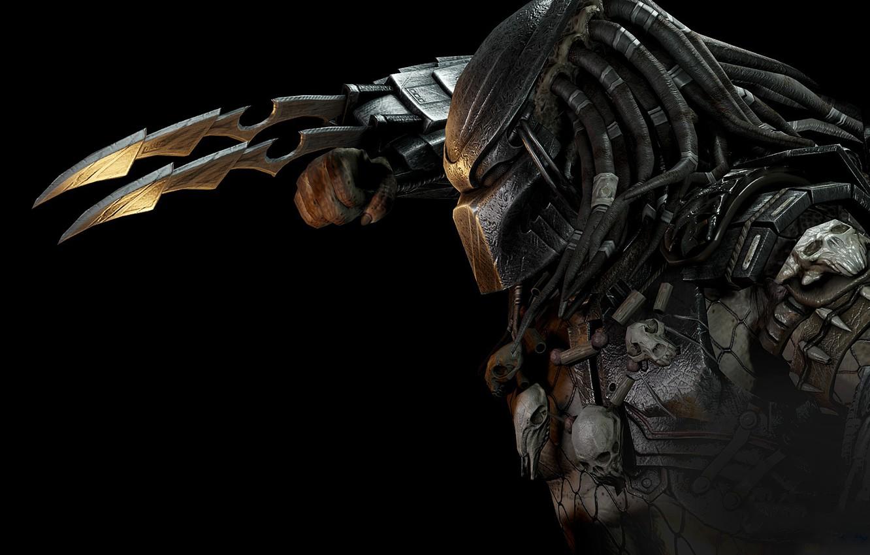 Фото обои игры, хищник, Predator, aliens vs predator