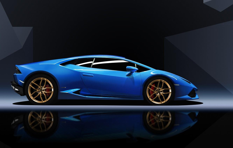 Фото обои Lamborghini, sports car, Huracan, Lamborghini Huracan