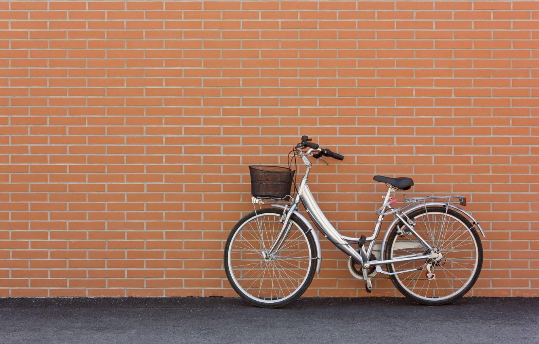 Обои стоянка, велосипед. Разное foto 8