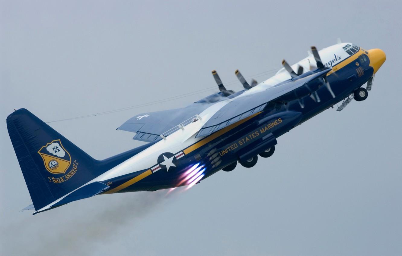 Обои Lockheed, c-130, hercules, Геркулес, c-130, локхид. Авиация foto 13