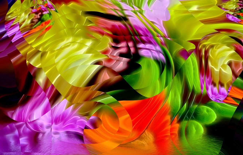 Обои абстракция, Цвет, форма. Абстракции foto 18