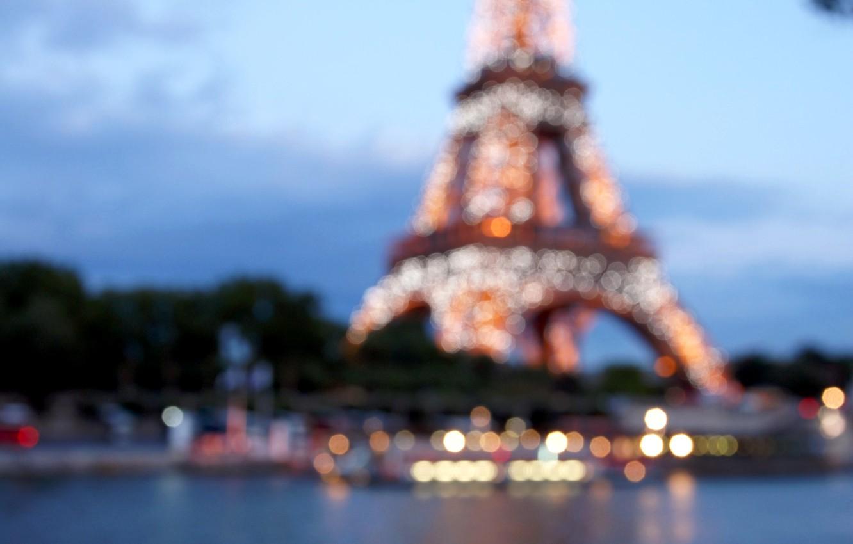 Обои france, paris, la tour eiffel, Эйфелева башня. Города foto 16