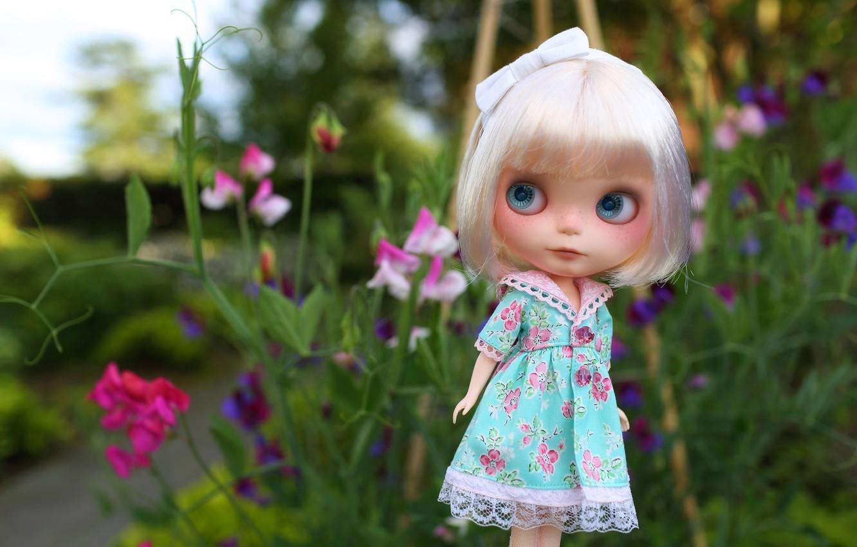 Обои платье, Кукла, барышня. Разное foto 12