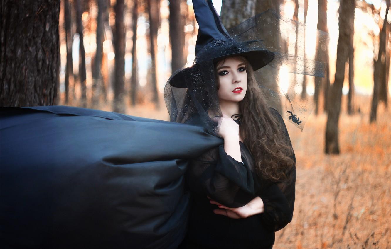 фото с ведьмами красивые выбрать полотно