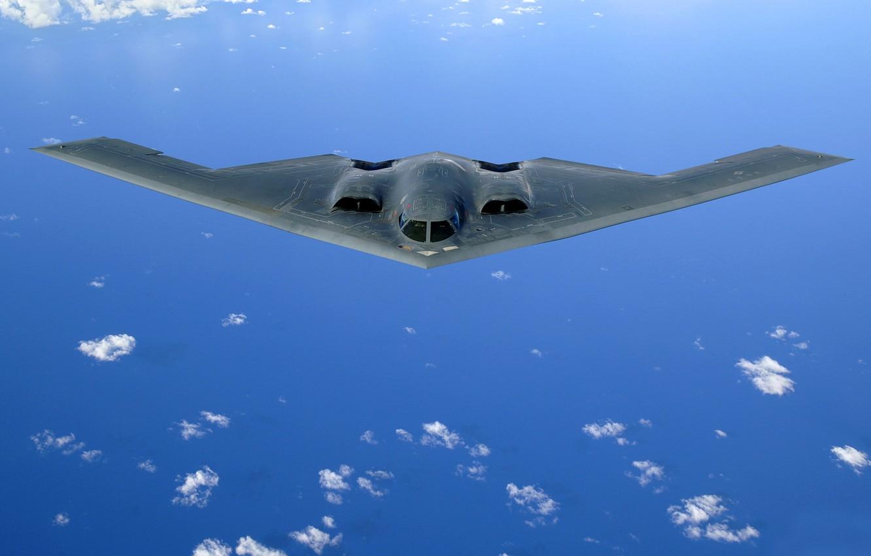 Обои bomber, b-2 spirit. Авиация foto 6