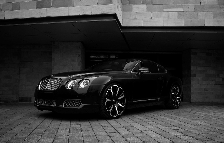 Фото обои авто, Bentley