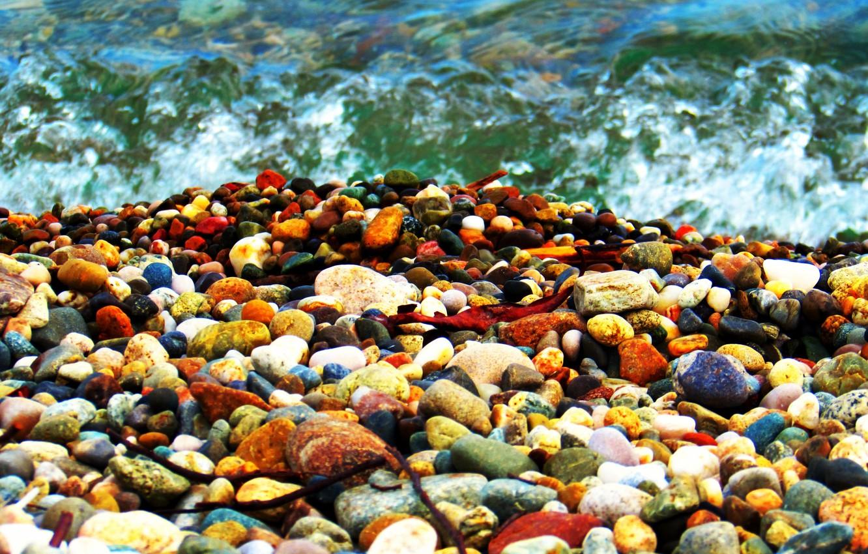 картинка морские камушки и волны такой же, будь