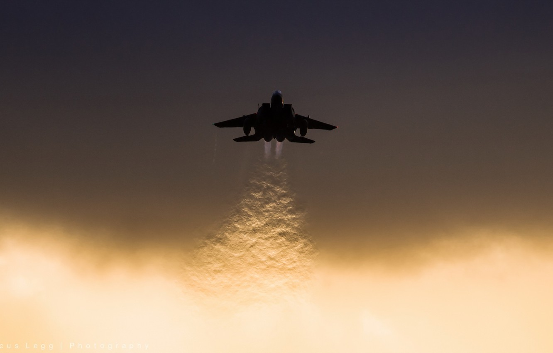 Фото обои оружие, самолёт, f15e