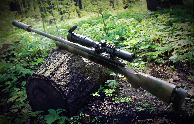 Фото обои весна, снайпер, винтовка, sniper, rifle, страйкбол, 2016, м24