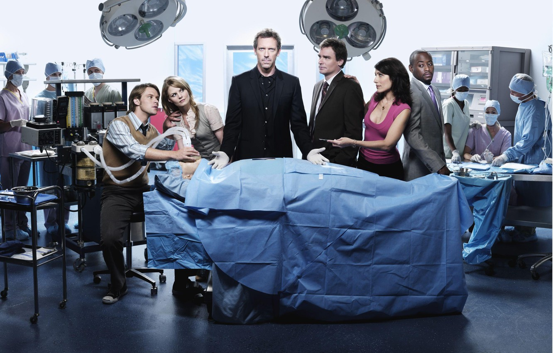 Фото обои Доктор Хаус, House M.D, сериал, операционная