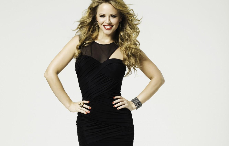 Фото обои black, dress, smile, model, Kimberley walsh, kimberley