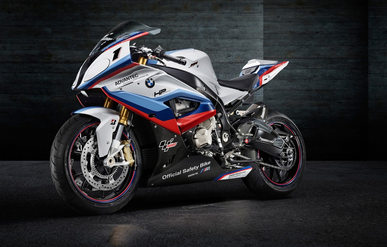 Фото обои BMW, superbike, s1000 rr, Safety Bike