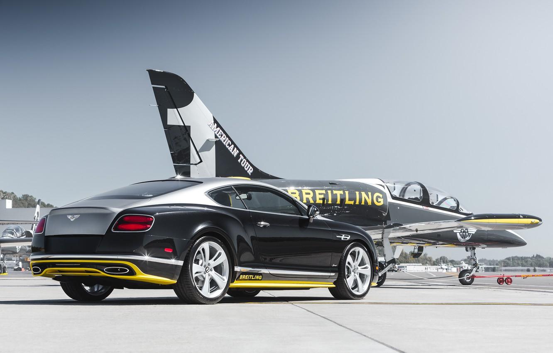 Фото обои Bentley, Continental, Speed, бентли, континенталь, 2015