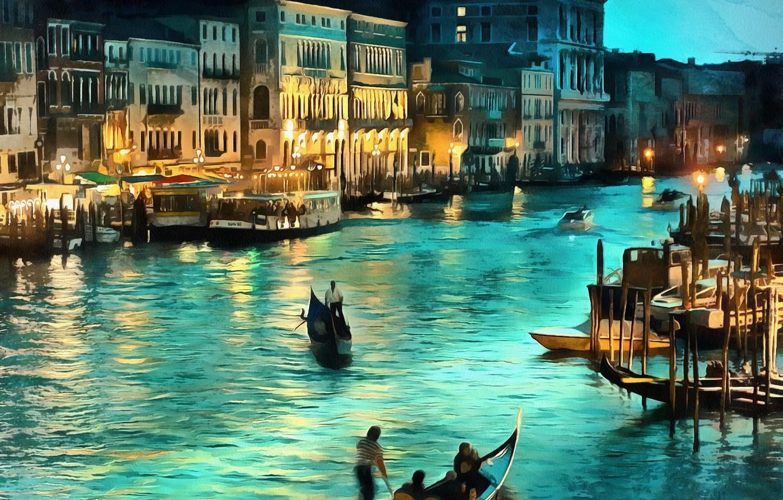 Обои венеция, красиво, venice. Города foto 12