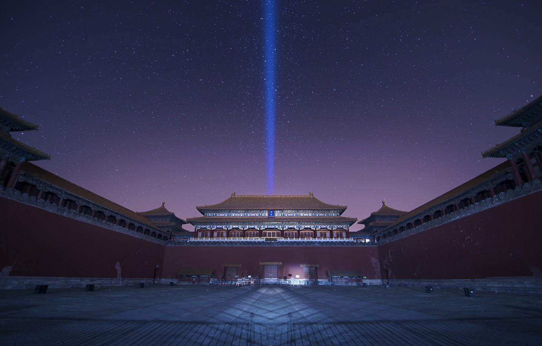 Обои китай, пекин, beijing , blue time. Города foto 10