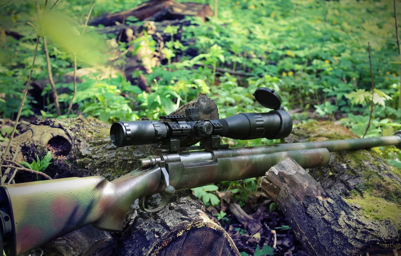 Фото обои весна, снайпер, винтовка, sniper, rifle, 2016, м24