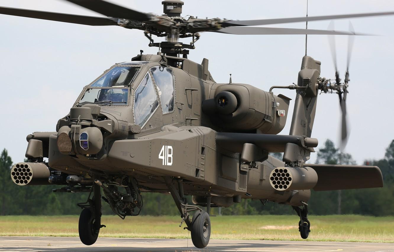 Обои ah-64 «апач», основной, ударный, apache. Авиация foto 11