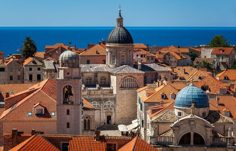 Обои хорватия, adriatic sea, croatia, Dubrovnik. Города foto 13