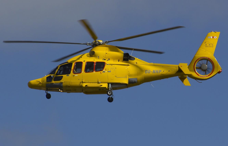Обои sa-365n1, многоцелевой, Eurocopter. Авиация foto 8