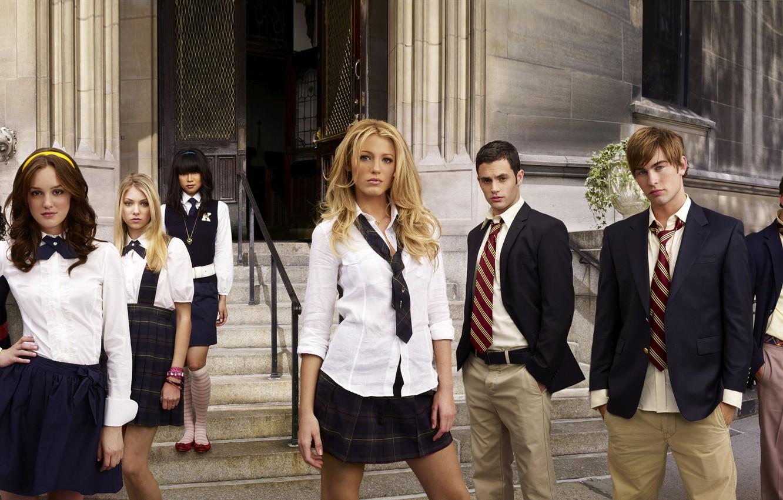 Фото обои актёры, сплетница, Вествик, Чейз, Лайвли, Блейк, Кроуфорд, Мистер, Тейлор, Лейтон, Момсен, gossip girl