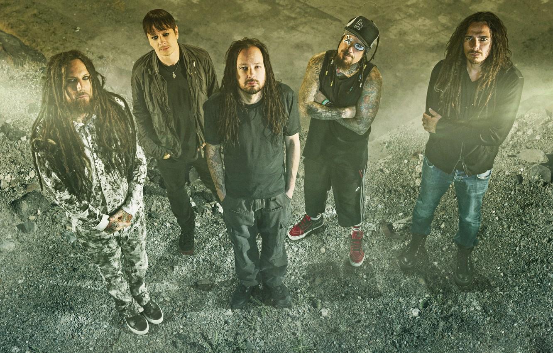 Фото обои музыка, music, Korn, Корн, nu metal, ню метал