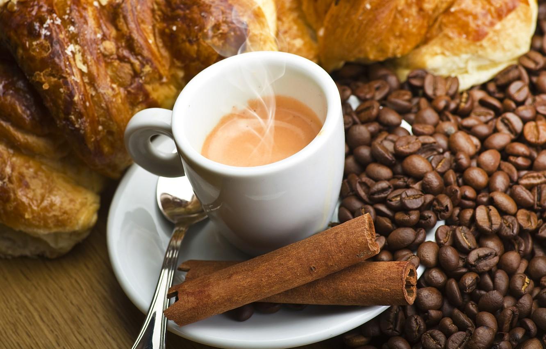 Обои мешок, блюдце, белая, палочки, зерна, кофе. Разное foto 11
