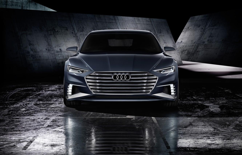 Фото обои Concept, Audi, ауди, Avant, 2015, Prologue, авант, пролог