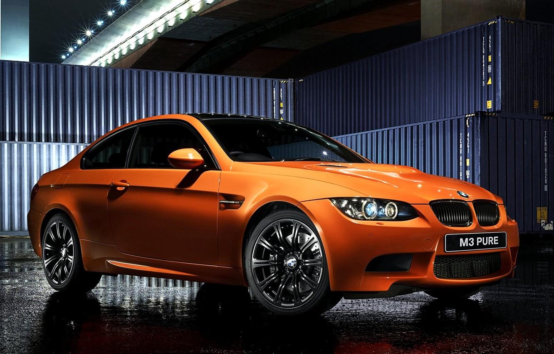 Фото обои Машина, Desktop, Orange, Car, 2012, Автомобиль, Beautiful, Coupe, Bmw, Wallpapers, E92, Красивая, Бмв, Обоя, Automobile, …