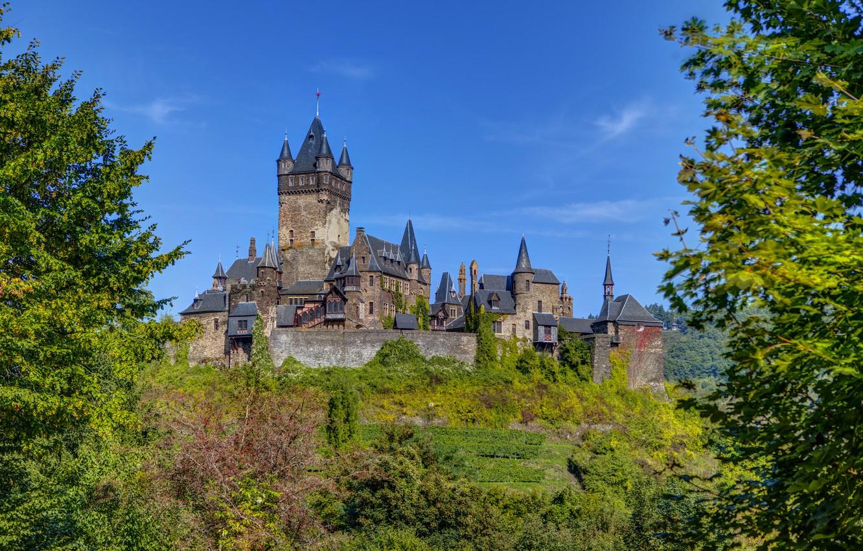 край бескрайняя профессиональные фотографии замков тем, это практичный