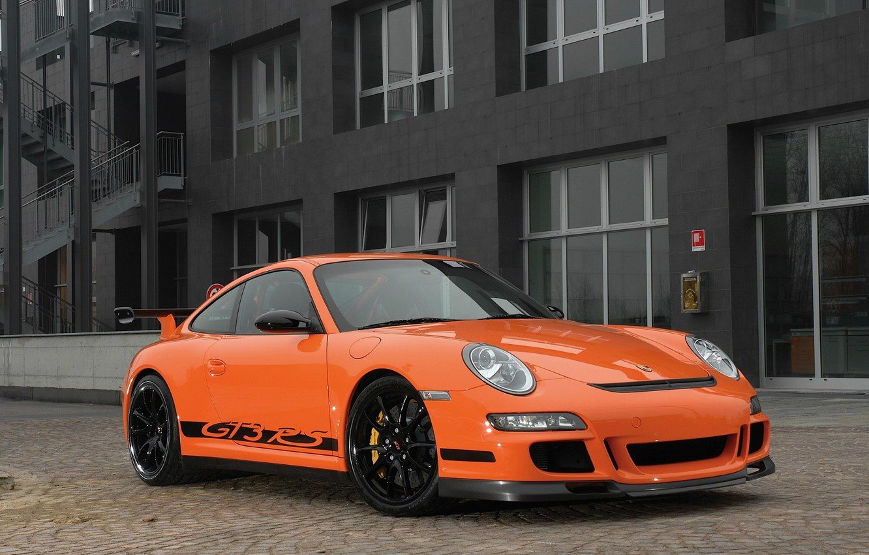 Фото обои 911, Porsche, gt3