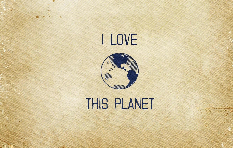 Фото обои земля, мир, earth