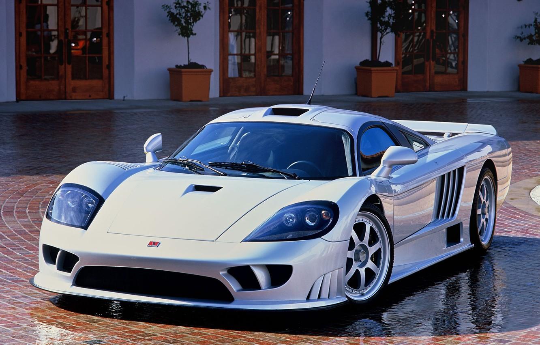 Фото обои авто, Saleen, суперкар