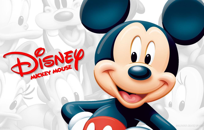Фото обои мультфильм, микки маус, disney, mickey mouse