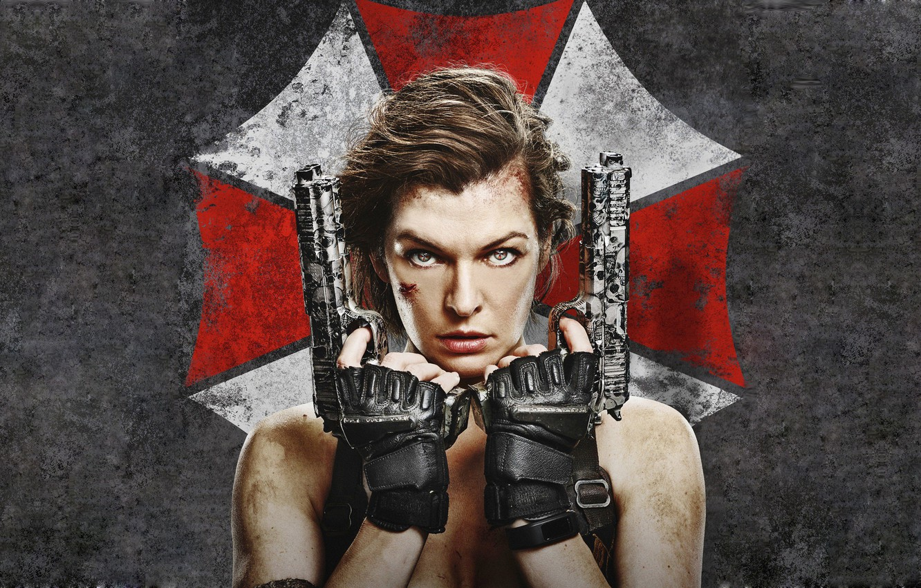 Фото обои Resident Evil, Milla Jovovich, Alice, Resident Evil: The Final Chapter, Обитель зла: Последняя глава