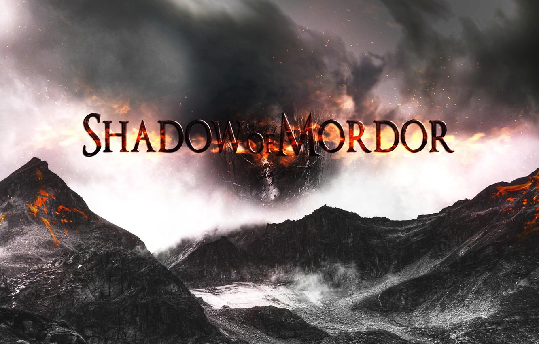 Фото обои dark, ShadowofMordor, mordor