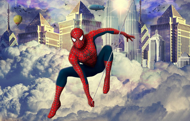 Картинки сайт человек паук