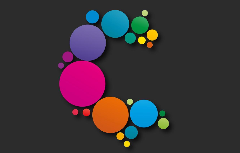 Обои colorful, background, geometry, colors, Abstract, shapes, rainbow. Абстракции foto 8