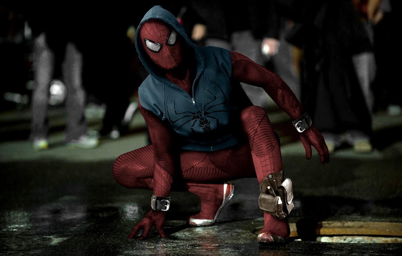 Фото обои Marvel Comics, clone, Spider-Man, Scarlet Spider, Ben Reilly
