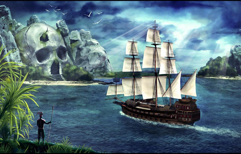 Картинки на рабочий стол на тему корабли