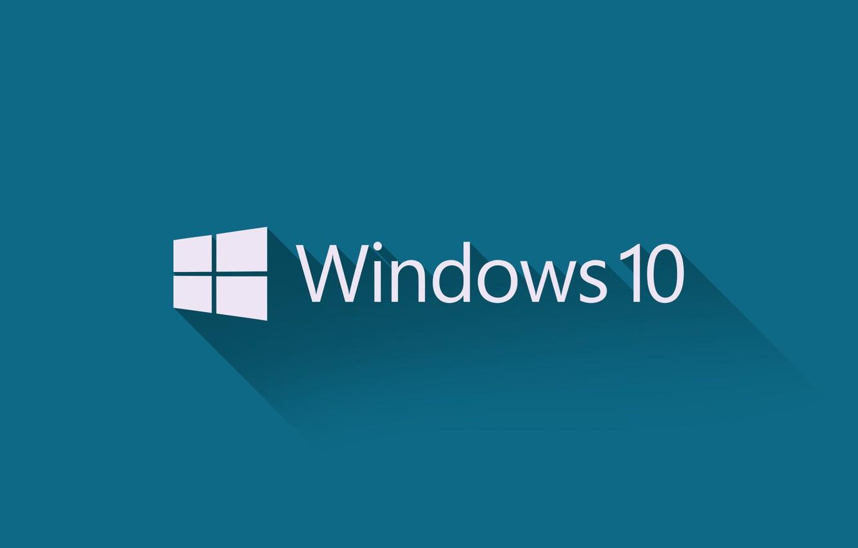 Обои 10, логотип, windows, пуск. Windows foto 10
