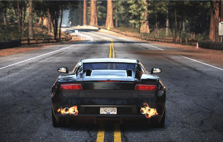 Обои hp, hot pursuit, Need for speed hot pursuit. Игры foto 13