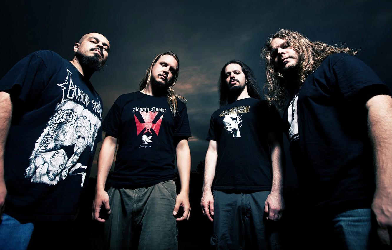 Фото обои United States, Origin, Brutal Death Metal