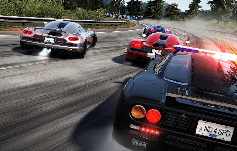 Обои hp, hot pursuit, Need for speed hot pursuit. Игры foto 7